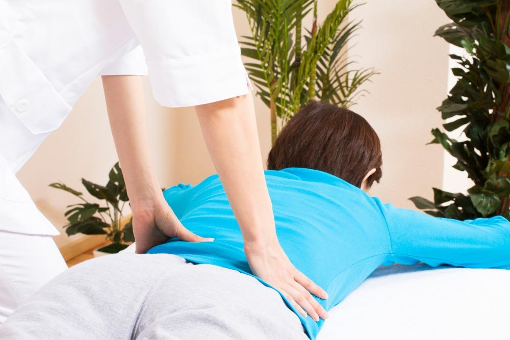 患部のみでなく全身にアプローチすることで、再発しにくい状態を目指します。