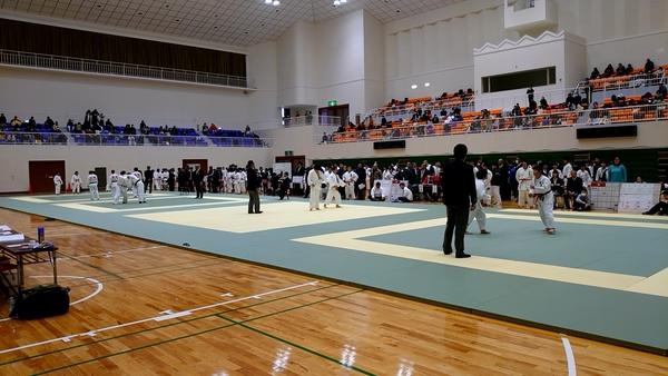 第63回豊浜近県中学校柔道大会